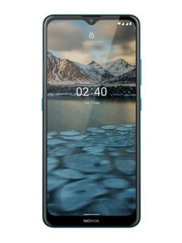 Nokia 2.4 3/64GB — отличный смартфон для повседневных задач, с хорошей батареей для автономной работы