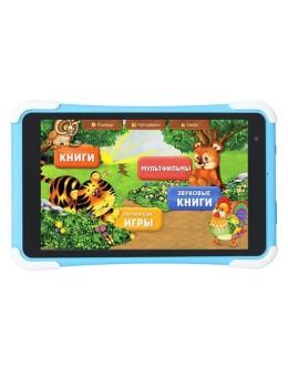 Dexp Ursus S180i Kid's — хорошо защищенный планшет для детей