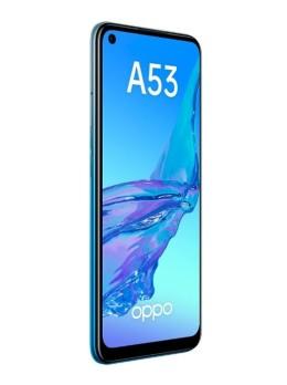 OPPO A53 — хороший недорогой смартфон с мощной батареей на 5000 мАч, игровым процессором и экраном 90 Гц