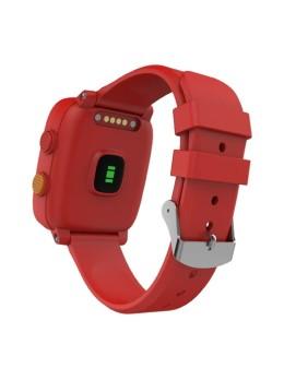 Умные часы ELARI KidPhone 4G — детская модель с GPS и функцией для приема звонков