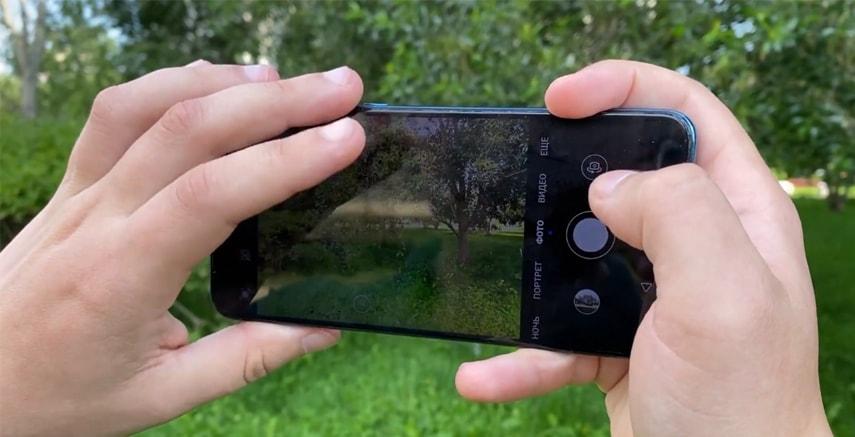 Отличная основная и фронтальные камеры на Huawei P30 lite