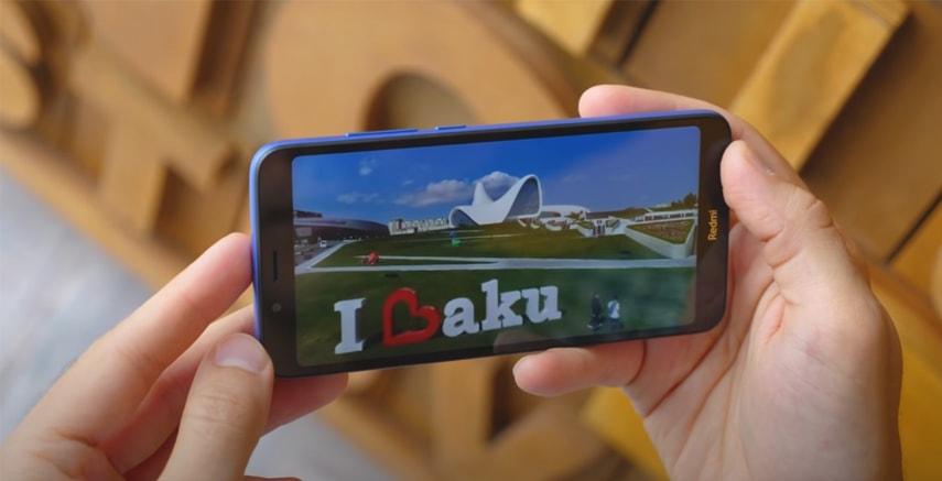 Экран у смартфона Xiaomi Redmi 7A