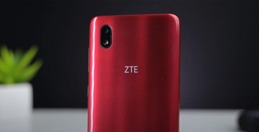 Основная камера у телефона ZTE Blade A3