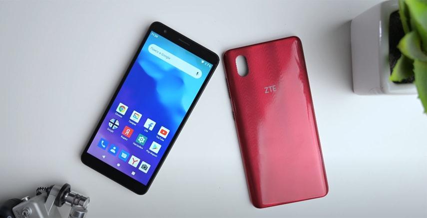 ZTE Blade A3 2020 с NFC модулем - обзор и характеристики смартфона