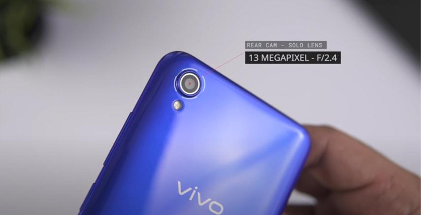Хорошая камера у бюджетного смартфона vivo Y91c