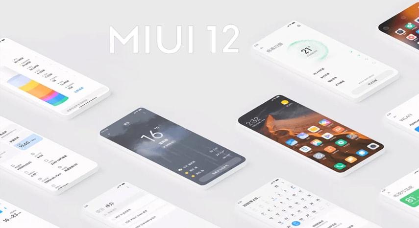Обновленная версия MIUI 12 доступна для установки