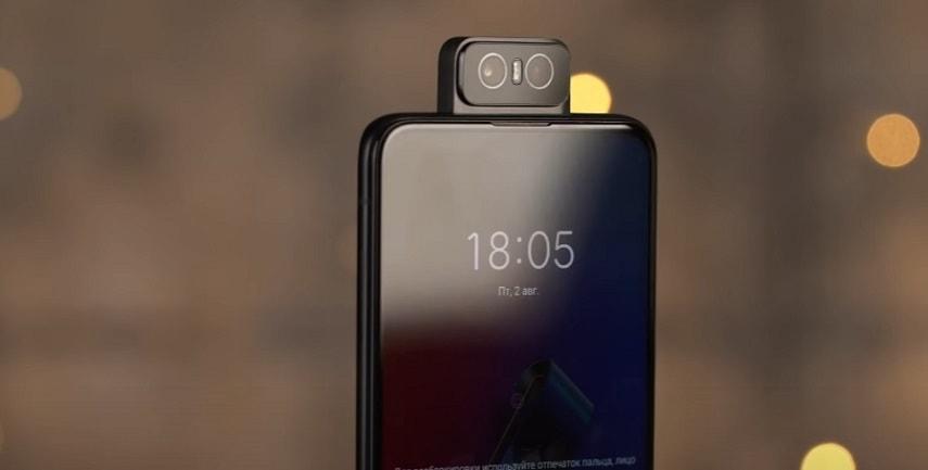 Камера смартфона Asus ZenFone 6