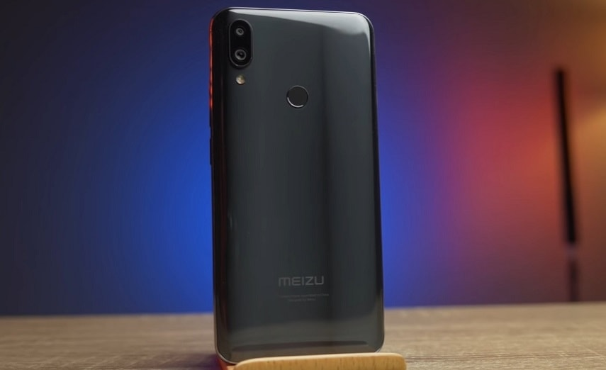 Камера смартфона Meizu Note 9