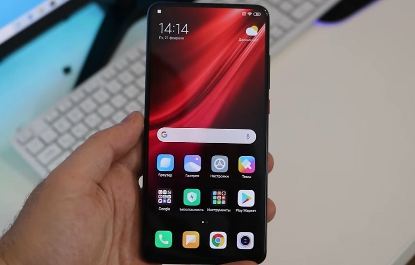 Экран смартфона Xiaomi Mi 9T