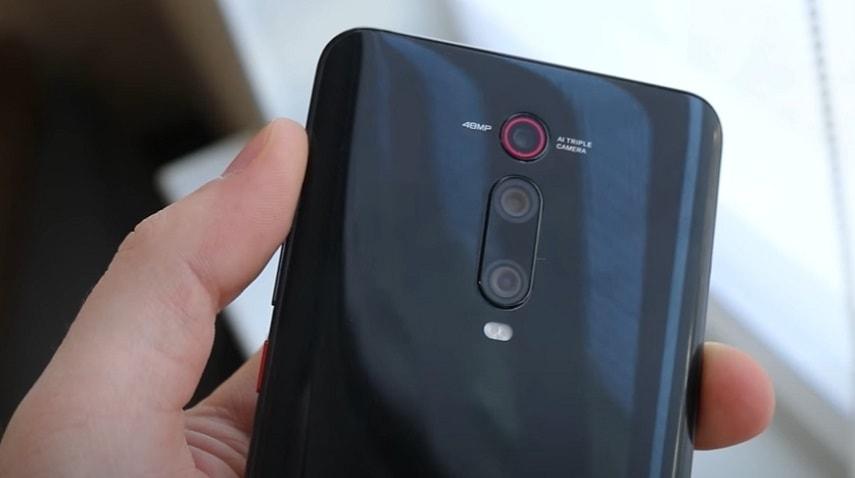 Камера смартфона Xiaomi Mi 9T