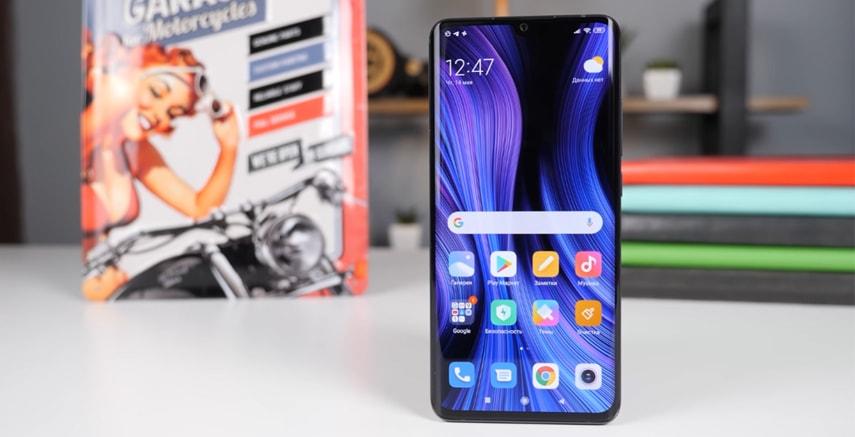 Обзор смартфона Xiaomi Mi Note 10 Lite