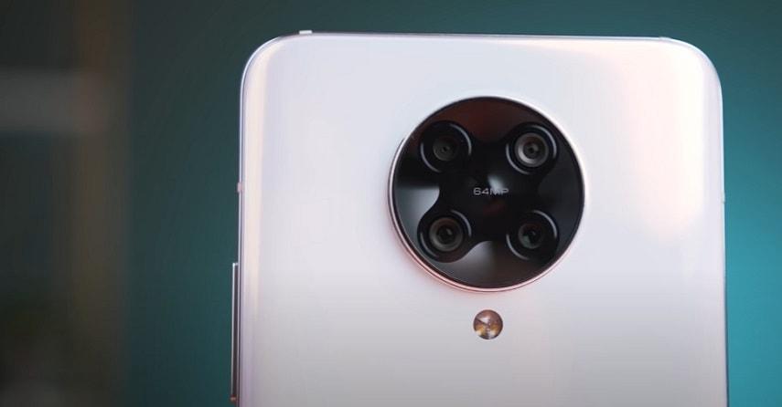 Камера смартфона Xiaomi Poco F2 Pro
