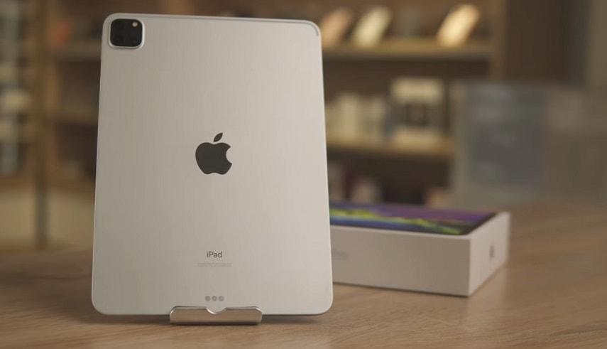 Дизайн планшета Apple iPad Pro 11 (2020)